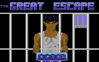 Videojuego The Great Escape - 1986