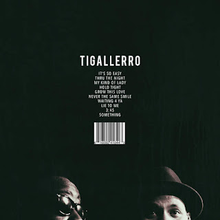 Phonte & Eric Roberson - Tigallerro (2016) - Album Download, Itunes Cover, Official Cover, Album CD Cover Art, Tracklist