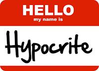 Confession of a Hypocrite: Ash Wednesday