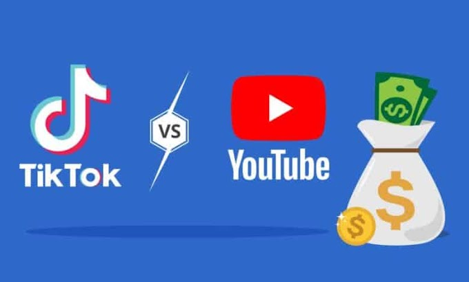 TikTok ضد. YouTube - أيهما أفضل لكسب المال عبر الإنترنت
