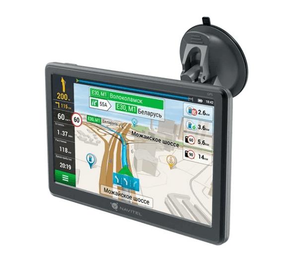 Какой навигатор лучше — NAVITEL E707