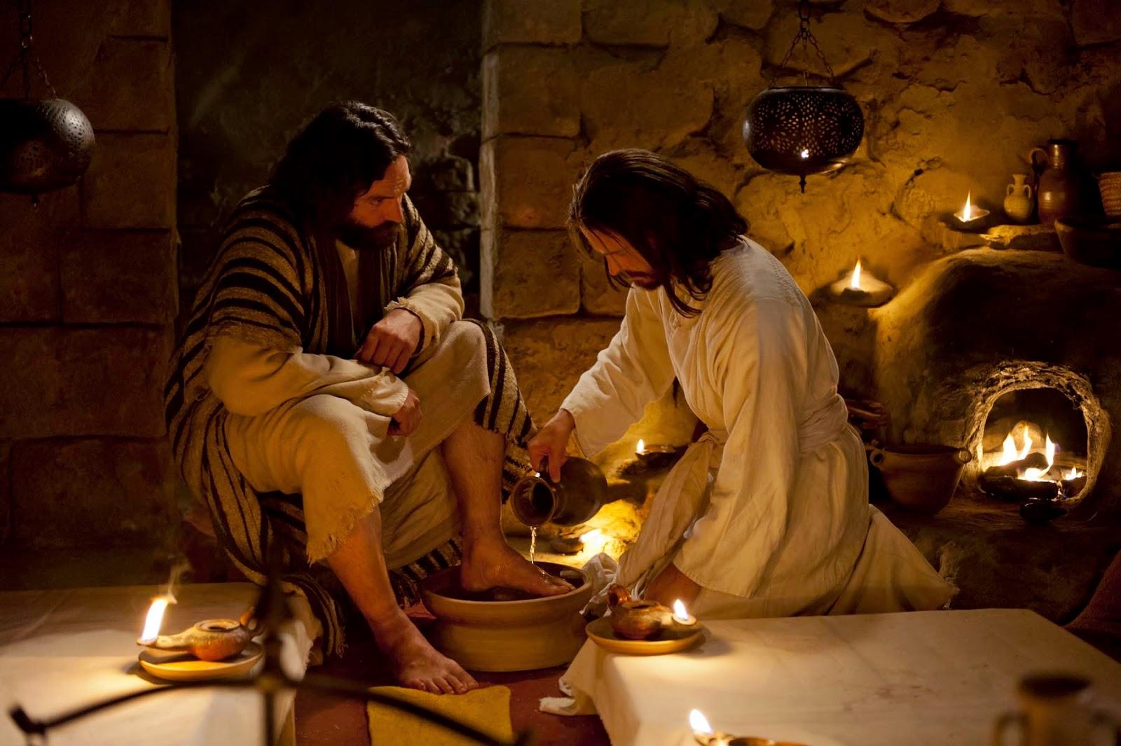 Resultado de imagem para João 13,1-15
