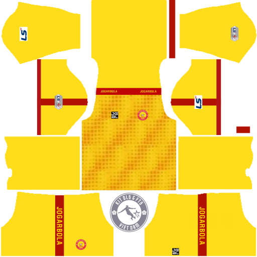 Kits Thanh Hóa Football Club 2020 - Dream League Soccer 2019 & First Touch Soccer