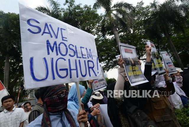 Ketika Warga Cina Pun Turut Bersuara Soal Uighur