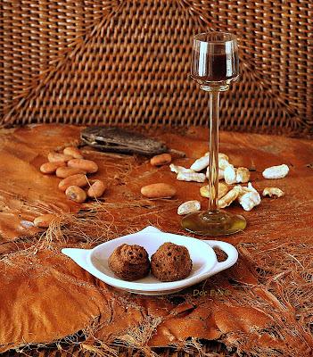 Marokkanischer Schokoladenkuchen, lowcarb