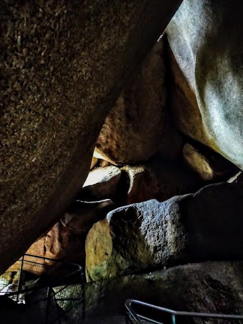La grotte du Diable.