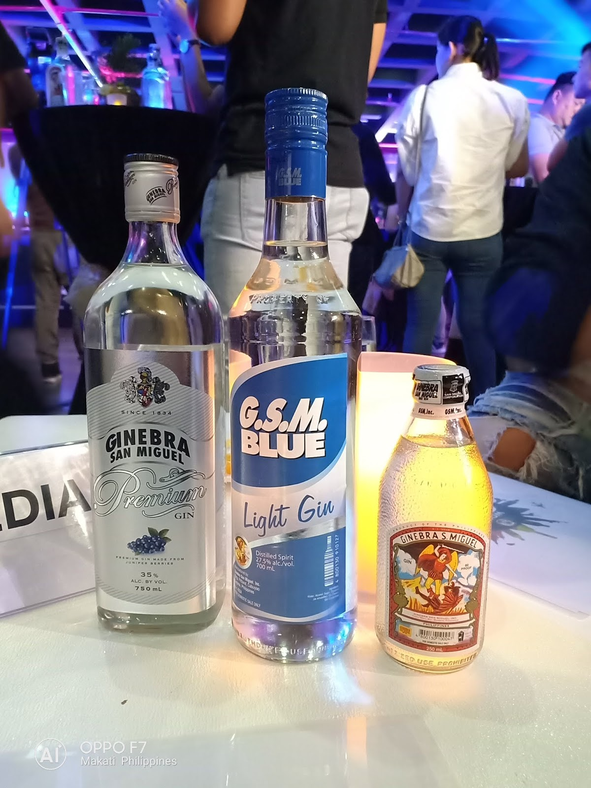 foto de Ginebra San Miguel Celebrates World Gin Day KUMAGCOW COM