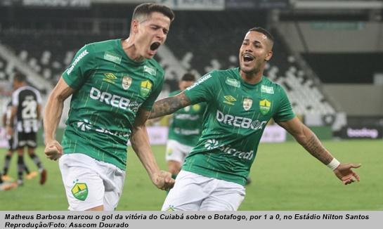 www.seugura.com.br/Mathes Barbosa/Cuiabá/Copa do Brasil 2020/