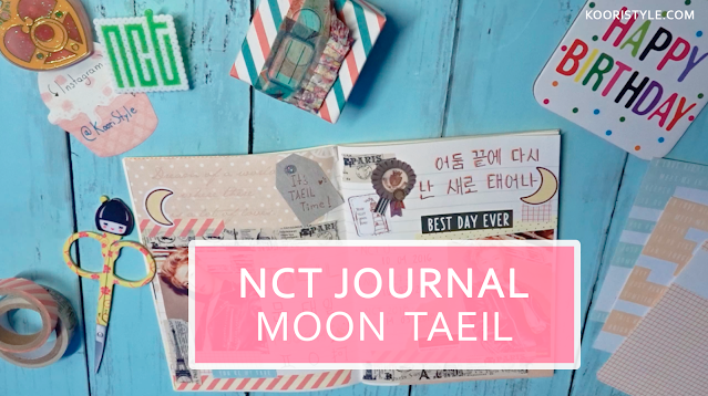NCT Journal: Moon Taeil at http://KooriStyle.com ♥