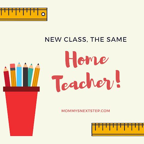 New Class, The Same Hometeacher