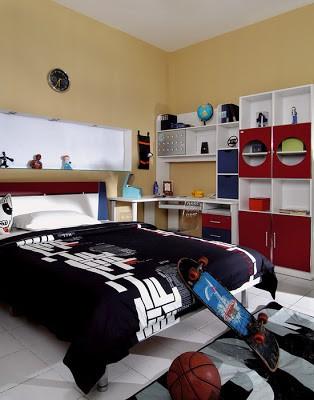 model tempat tidur multi fungsi 3