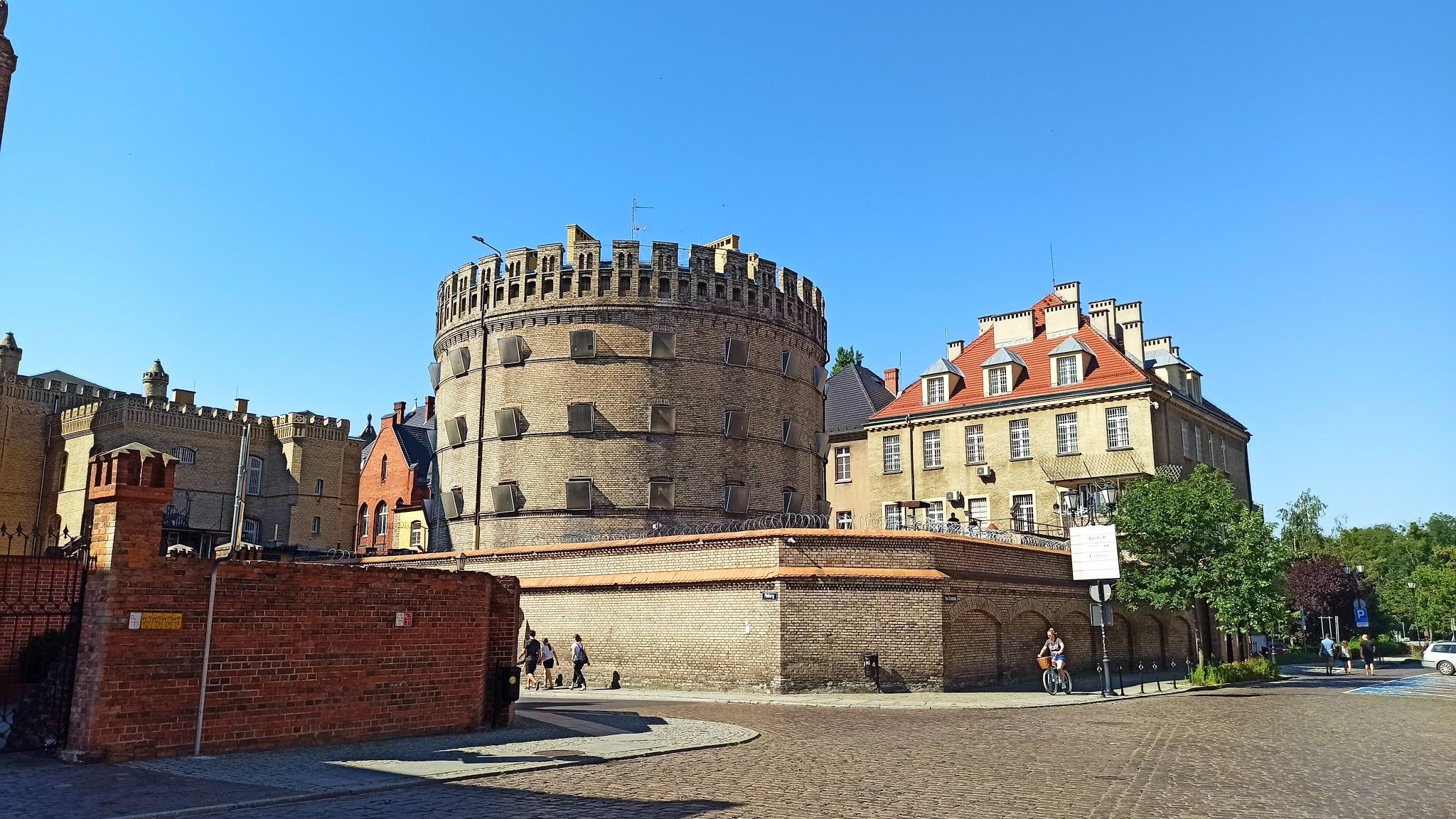 Więzeinie w Toruniu