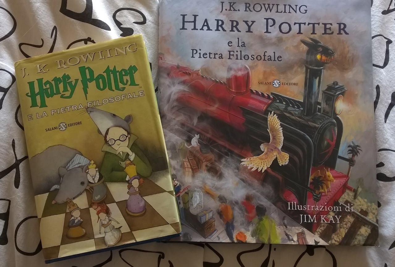Harry Potter Camera Segreti Illustrato : Harry potter e la pietra filosofale nuova edizione illustrata da