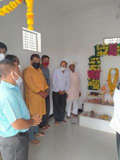 अखिल भारतीय बलाई समाज परिषद के सदस्य एवं संघ के सदस्य द्वारा कबीर जयंती मनाई गई