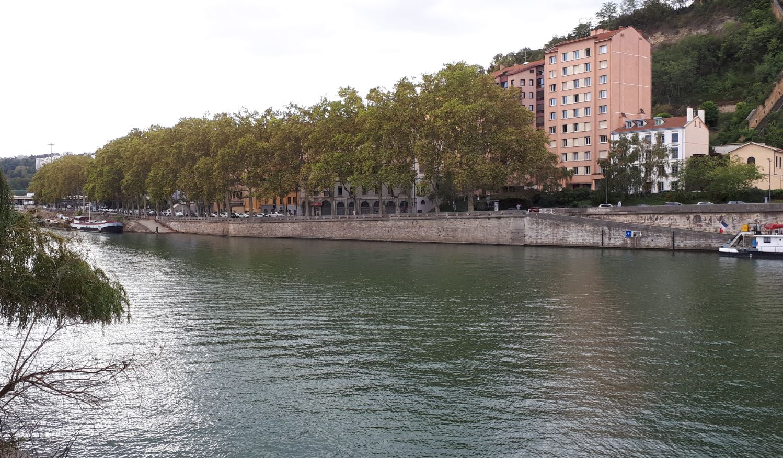 Les Quais de Saône lyon