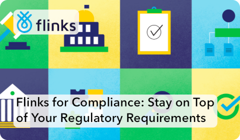 Flinks for compliance