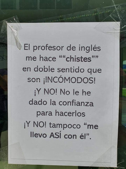 Por hostigador la UADY suspende frente agrupo a encargado del Programa Institucional de Inglés en la Facultad de Química