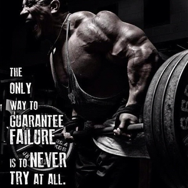 Weight Lifting Quotes: Motivation For Workout
