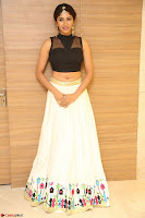 Roshni Prakash in a Sleeveless Crop Top and Long Cream Ethnic Skirt 072.JPG