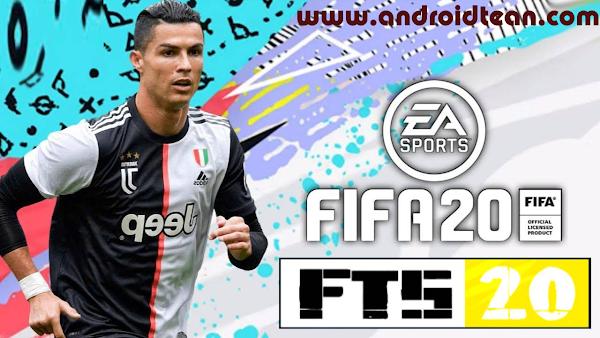 FTS 2020 Mod FIFA 20 Offline Money Download