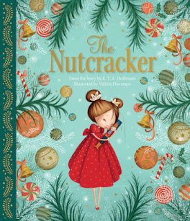 Beautifully Illustrated Nutcracker Kids Book