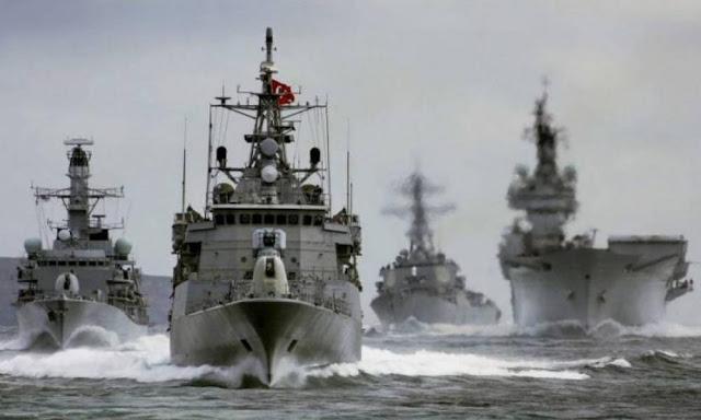 Η Τουρκία μπορεί να κάνει στρατιωτικές ασκήσεις στα 7 μίλια από τις ελληνικές ακτές