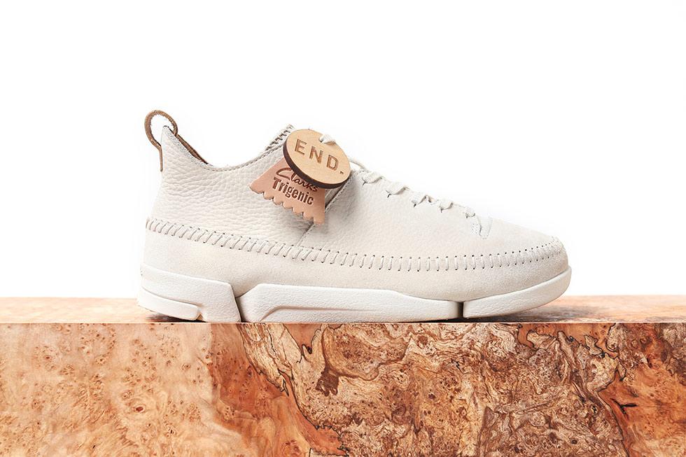 Kicks Off! The Sneaker Blog: END. x Clarks Originals