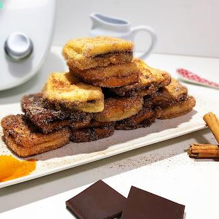 Torrijas de Nutella