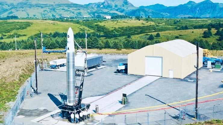 Ракета компании Astra
