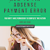 """How to Fix AdSense Payment Error """"You don't have permission to complete this action [OR-AC-04]""""?"""