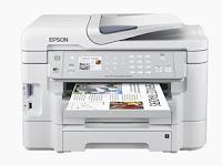 Download Epson WorkForce WF-3530DTWF Driver Printer
