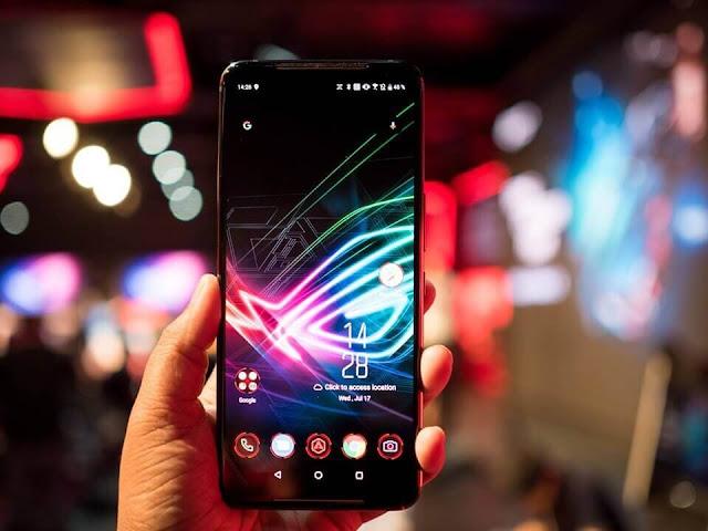 أعلنت شركة Asus عن هاتف ROG Phone II موجه للألعاب