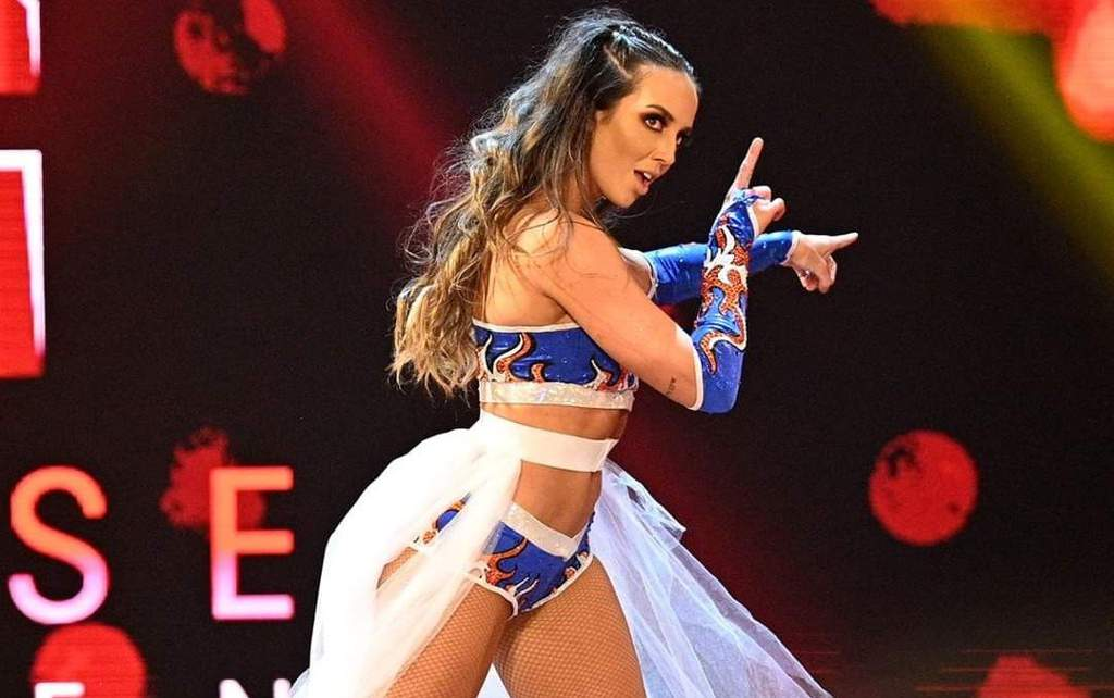 WWE está tentando obter os direitos sobre o nome de Chelsea Green