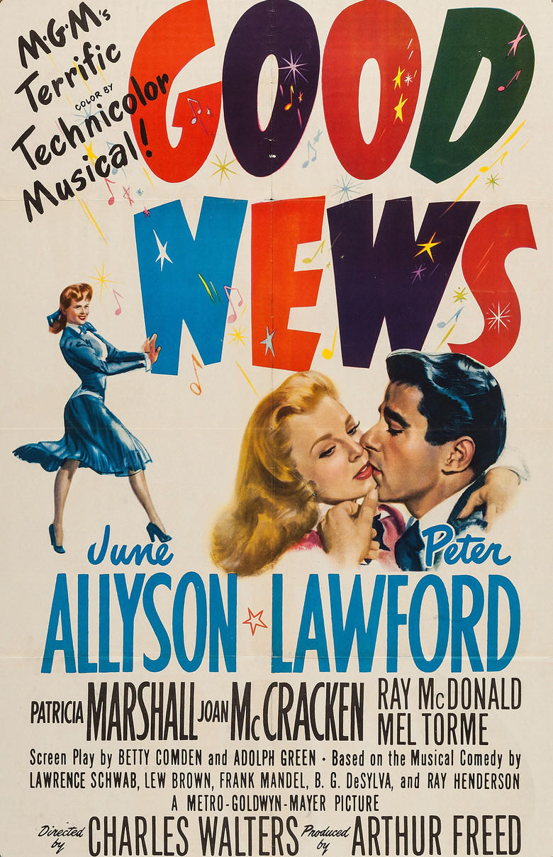 Film Friday: «Good News» (1947)