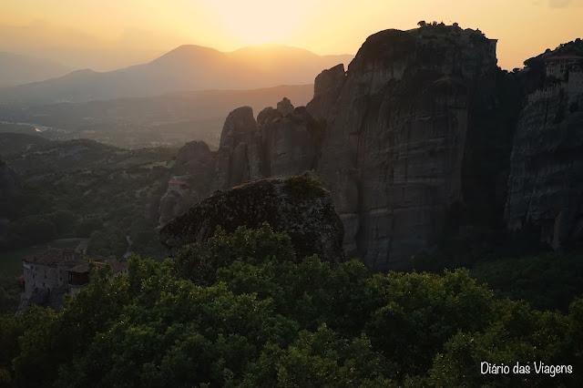 Visitar Meteora, Itália
