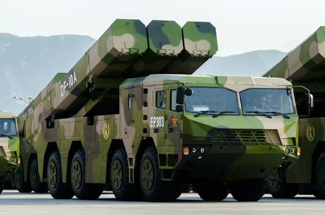 DF-10A Land-Attack Cruise Missile