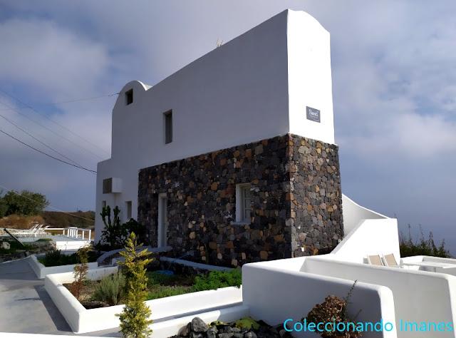 alojamiento en apartamento en Santorini