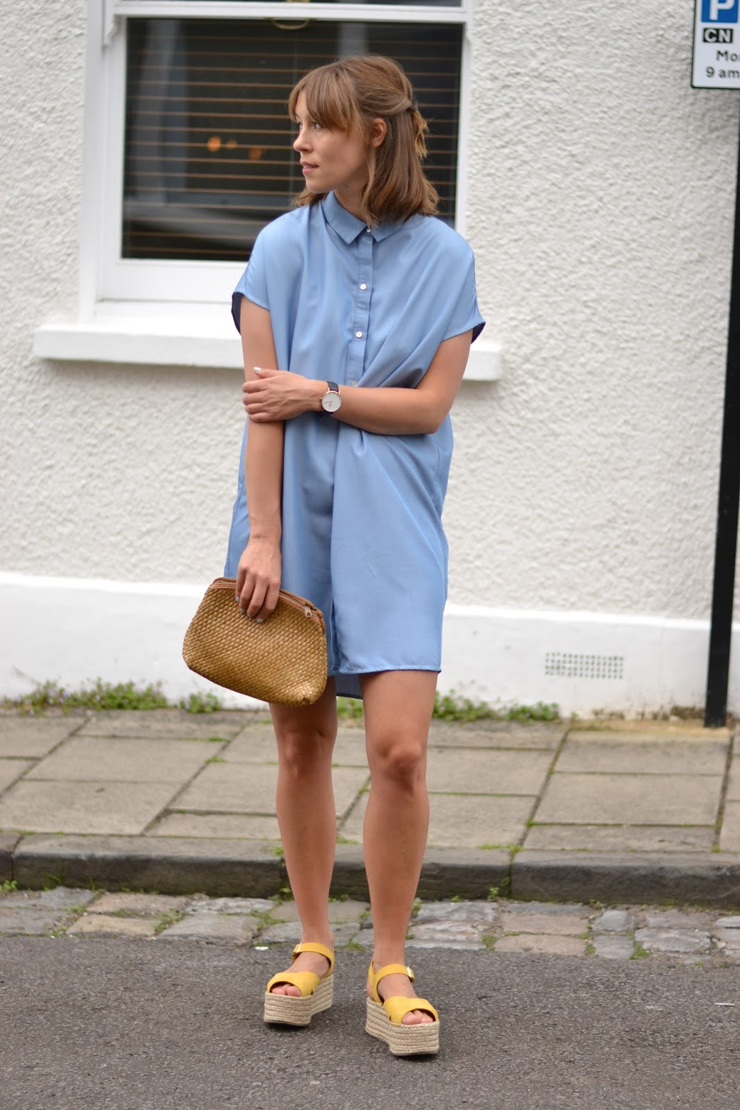 What to wear to a British summer wedding - an alternative outfit