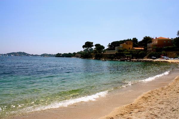 Conhecer as praias de Nice
