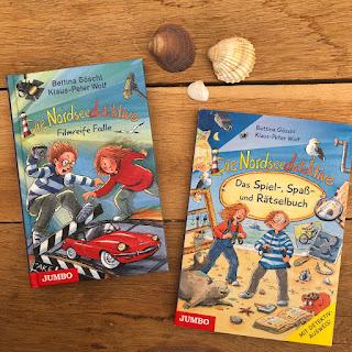 Buch Die Nordseedetektive