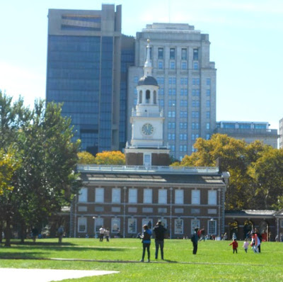 Independence Hall in Philadelphia Pennsylvania