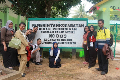 ADN 009 Pulau Panjang Bulang Batam