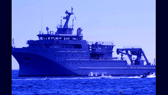 البحرية الملكية تنقذ 140 مرشحا للهجرة السرية بعرض البحر الأبيض المتوسط