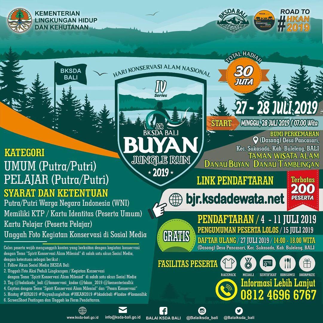 Buyan Jungle Run • 2019