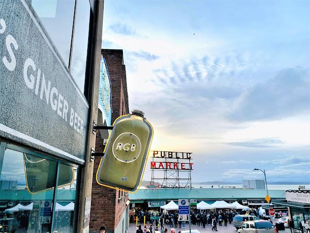 PikePlacemarket, SocialDistancing, SeattleWA,