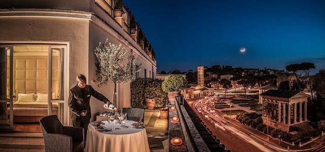 Ótimos hotéis em Roma