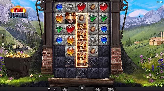 Ulasan Slot Relax Gaming Indonesia - TNT Tumble Slot Online