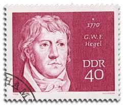 Resultado de imagem para selo de Hegel