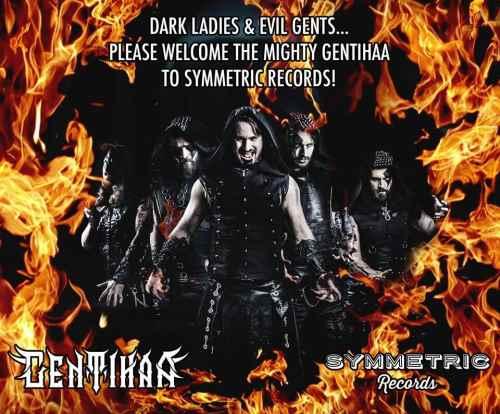 GENTIHAA: Υπέγραψαν με την Symmetric Records