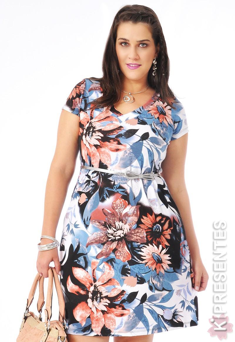 2272422a4 Vestido Plus Size Online. Apostamos na Moda Feminina ...